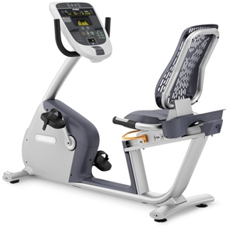 Certified Pre-Owned (CPO) Precor 835 RBK Recumbent Bike, P30 Console